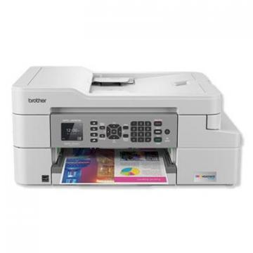 Brother MFCJ805DWXL INKvestment Printer, Capy/Fax/Print/Scan