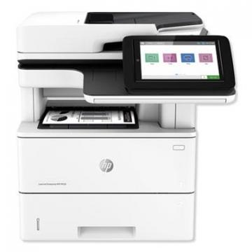 HP LaserJet Enterprise MFP M528dn Multifunction Laser Printer, Copy/Print/Scan (1PV64A)