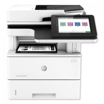 HP LaserJet Enterprise MFP M528f Multifunction Laser Printer, Copy/Fax/Print/Scan (1PV65A)