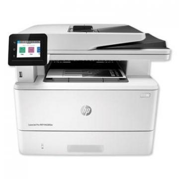 HP LaserJet Pro MFP M428fdw Wireless Multifunction Laser Printer, Copy/Fax/Print/Scan (W1A30A)