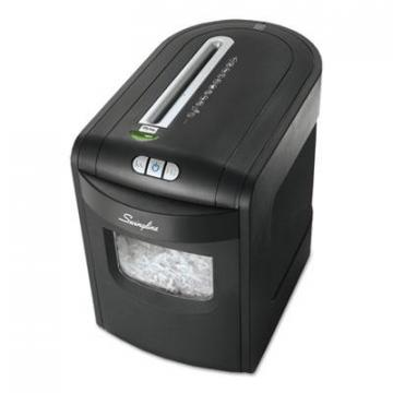 GBC EM07-06 Micro-Cut Shredder, 7 Manual Sheet Capacity