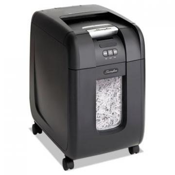 GBC Stack-and-Shred 230X Auto Feed Super Cross-Cut Shredder, 230 Auto/7 Manual