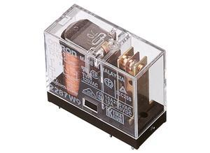 Omron Power relay, 1 changeover, 5 VDC, 16 A