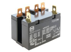 Panasonic Power relay, 2, NO contact, 240 VAC, 25 A