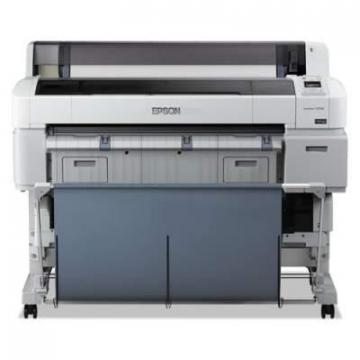 "Epson Surecolor T5270dr 36"" Wide Format Inkjet Printer, Dual Roll (SCT5270DR)"