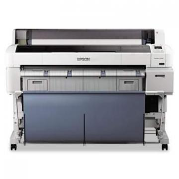 "Epson Surecolor T7270dr 44"" Wide Format Inkjet Printer, Dual Roll (SCT7270DR)"