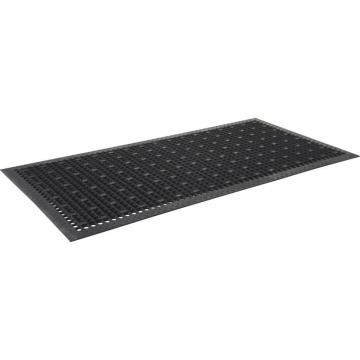 Genuine Joe Versa-Lite Anti-microbial Rubber Mat
