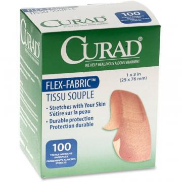 Medline Comfort Cloth Adhesive Fabric Bandages 25660