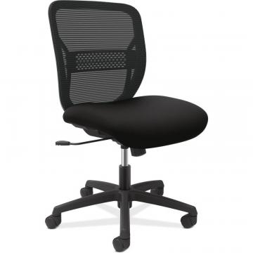 HON Gateway Armless Mid-back Task Chair