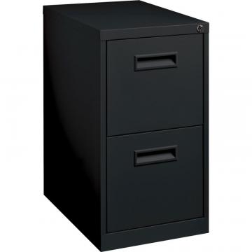 Lorell File/File Mobile Pedestal Files - 2-Drawer 67733