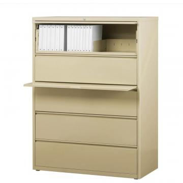 Lorell Lateral File - 5-Drawer 60432