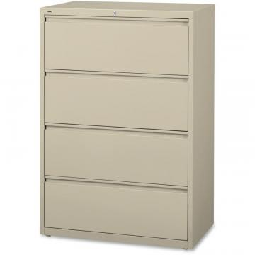 Lorell Lateral File - 4-Drawer 60435