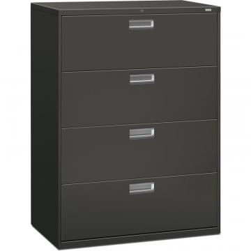 HON Brigade 600 Series 4-Drawer Lateral 694LS