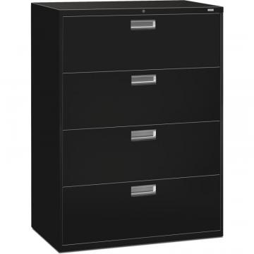 HON Brigade 600 Series 4-Drawer Lateral 694LP