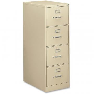 HON 310 Series 4-Drawer Vertical File 314CPL