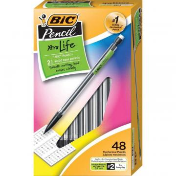 BIC Nonrefillable Mechanical Pencils MP48