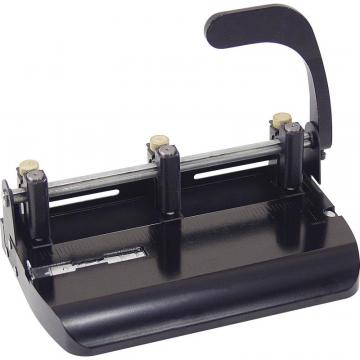 Officemate OIC Lever Handle Heavy-Duty 2-3-Hole Punch