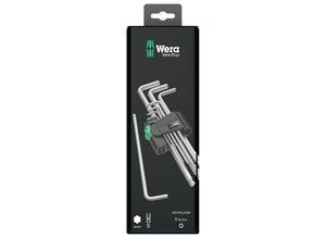 Wera L-key set 05073391001, Hexagon