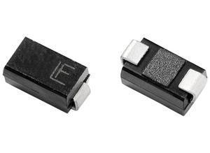 Littelfuse SMD TVS diode, unidirectional, 400 W, 30 V, DO214AC