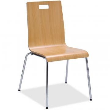 Lorell Bentwood Cafe Chair 99864