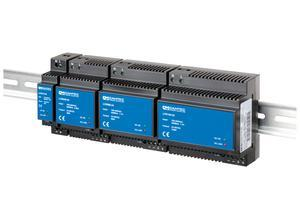 Camtec Switched-mode power supply for DIN rail, 10 W, 24 V, 85 %